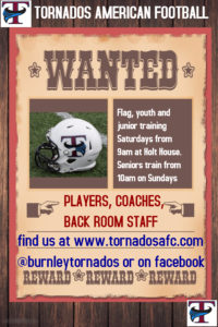 Interested in playing or supporting